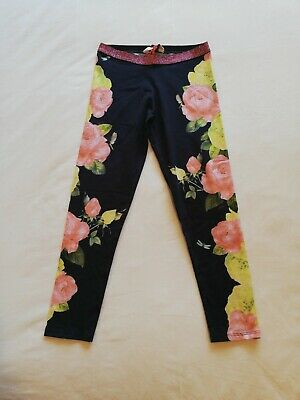 Girls Ted Baker Leggings Age 8-9