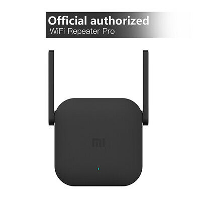 300Mbps Xiaomi WiFi Amplifier Pro Wi-Fi Repeater Signal Cover Extender Booster