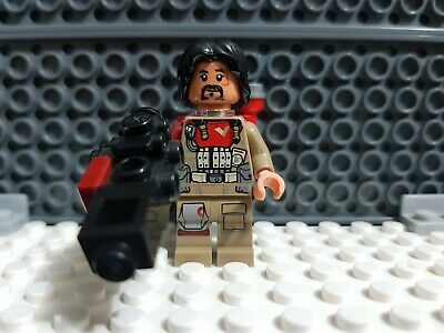 Lego Star Wars Rogue One Baze Malbus minifigure from set 75153 SW0783