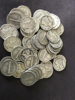SILVER COINS ONE FULL TROY POUND MIXED LOT PRE-1964 .999 BONUS BARS ! OLD U.S