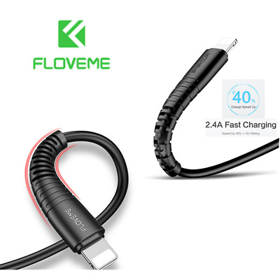 Fast Charging Phone Data Sync Charger Cable Cord For Apple iphone 6 7 8 Plus X