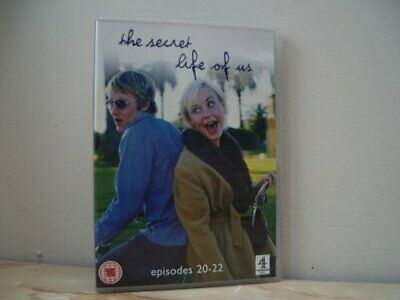 THE SECRET LIFE OF US - Episodes 20 - 22 DVD Incredible Value and Free Shipping!