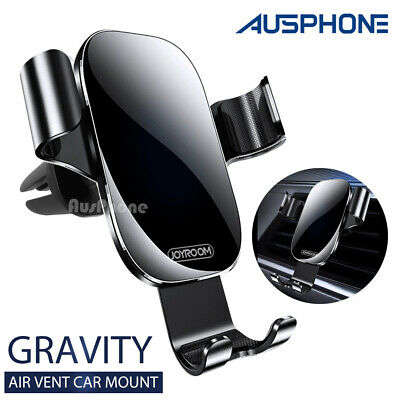 Universal Gravity Car Cradle Air Vent Mount Holder Stand For Smart Mobile Phone