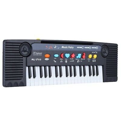 37 Keys Multifunctional Mini Electronic Keyboard Piano Music Toy With Micro L6S4