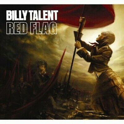 "Billy Talent : Red Flag [DISC 2] [7"" VINYL] CD Expertly Refurbished Product"