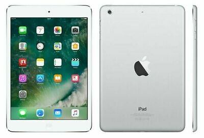 "Apple iPad mini 2 16GB WiFi 7.9"" Retina Silver White Fast Tablet A1489 Grade A"