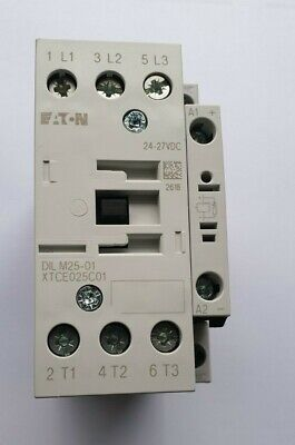 Eaton Dil M25-01 Contactor (In10S3)