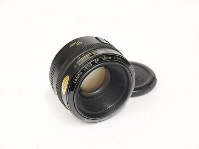 Canon EF 50mm F1.8 MKI With Metal Mount for EOS Cameras. Stock no u10864