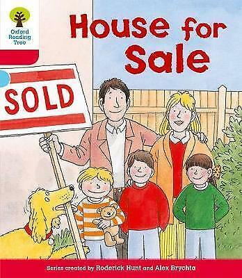 Oxford Reading Tree: Level 4: Stories: House for Sale by Roderick Hunt...