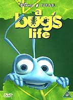 A Bug's Life DVD (1999) John Lasseter cert U Incredible Value and Free Shipping!