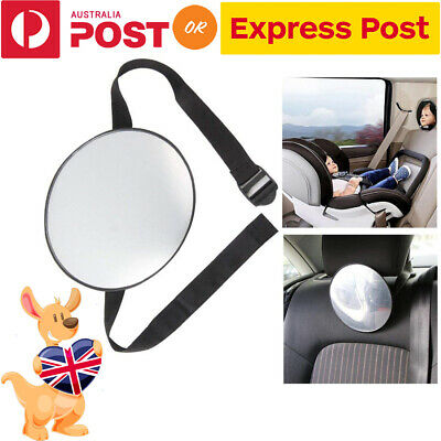 Car Safety Easy View Back Seat Mirror Baby Facing Rear Child Infant Care Round