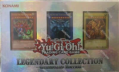 yugioh legendary collection gameboard edition