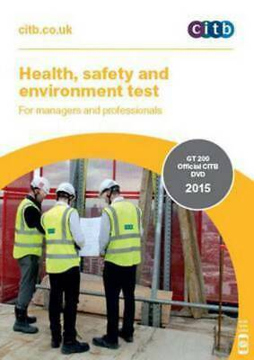 Health, safety and environment test for managers and professionals by