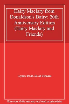 Hairy Maclary from Donaldson's Dairy: 20th Anniversary Edition (Hairy Maclary a