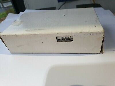 Meanwell S-60-5 Power Supply (In27S3)