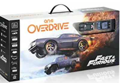 Anki OVERDRIVE 000-00056 Fast & Furious Edition Battle Racing System - BRAND NEW