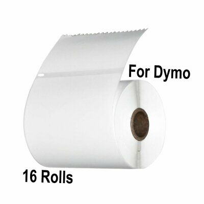 16 Roll Shipping Address Postage Labels 1744907 Compatible For DYMO 4XL 220/Roll