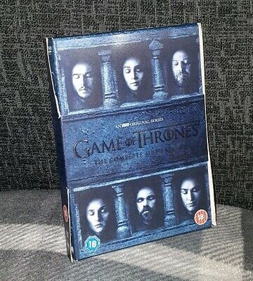 Game of Thrones - Season 6 DVD series 6 boxset