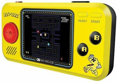 New: My Arcade - PAC-MAN Pocket Player - Portable Gaming System