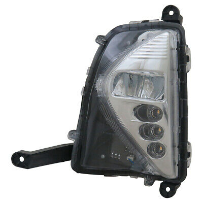 TYC 19-5957-00-1 Replacement Right Fog Lamp for Acura TSX