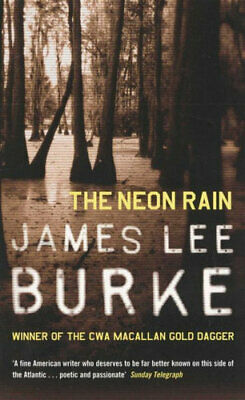 NEW The Neon Rain By James Lee Burke Paperback Free Shipping