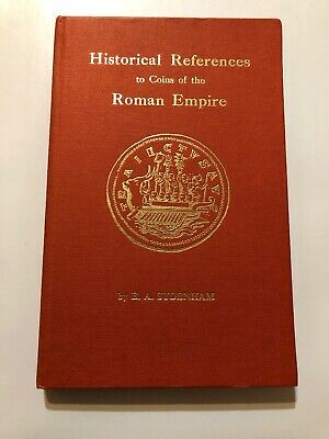 Historical References To Coins Of The Roman Empire (Hardbound, 1968), E. A. Syde