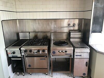 Goldstein Commercial Kitchen Used 10 Years Old