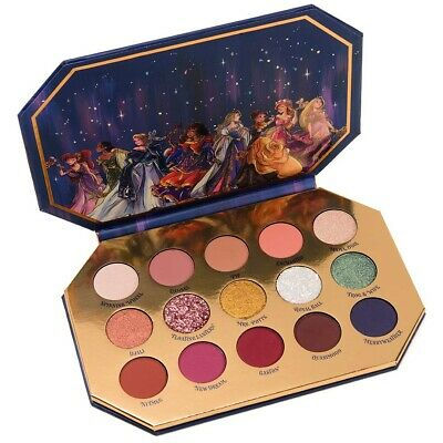 💯 Authentic Colourpop Disney Designer Midnight Masquerade Eyeshadow Palette