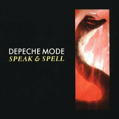 Depeche Mode : Speak & Spell CD Value Guaranteed from eBay's biggest seller!
