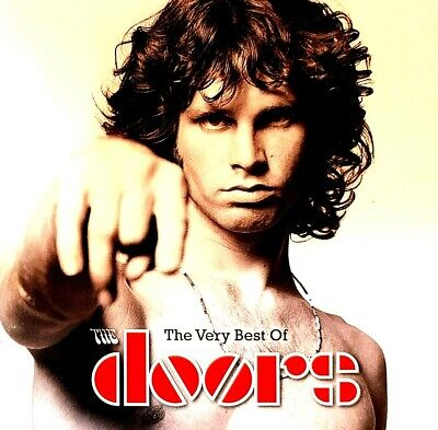 "The Doors - ""The Very Best Of The Doors"" - ( 2 CD - Elektra Records / Rhino )"