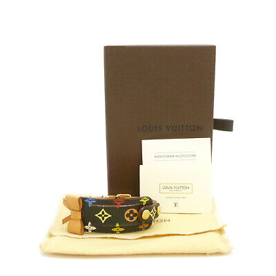 Authentic LOUIS VUITTON Bracelet Porte Address Multi-Color M92599 #S312140