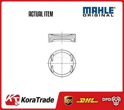 Mahle Engine Cylinder Piston With Rings 0040800