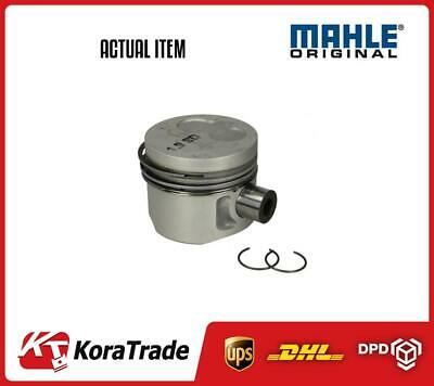 Mahle Engine Cylinder Piston With Rings 0298200