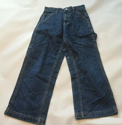 Boys Genuine Ralph Lauren Polo Blue Jeans Size Age 7-8 Years Old Vgc