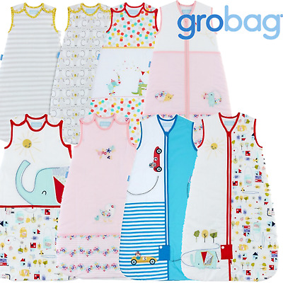 Grobag Baby Sleeping Bag Sleepsacks For Toddlers All Sizes & Togs Ex Mothercare