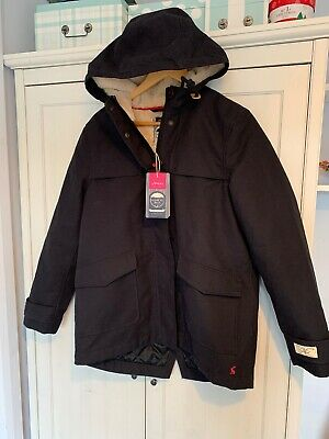 Bnwt Ladies Cosy Coast Jacket From Joules Size 12 Was £119 New Waterproof