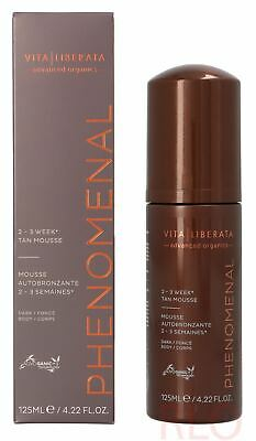 Vita Liberata pHenomenal 2 - 3 Week Tan Mousse 125ml Unisex #Dark