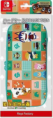 Pre Animal Crossing HARD CASE COLLECTION for Nintendo Switch Official From JAPAN