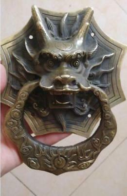 Chinese-brass-door-knocker-with-dragon-carved-1pc  Chinese-brass-door-knocker-wi