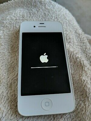 Apple iPhone 4s - 8GB - White (Unlocked) A1387 (CDMA + GSM)