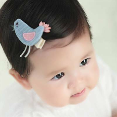 Lovely Cartoon Birds Girls Hair Clips Kids Hairpins Children Hair  t