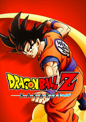 DRAGON BALL Z: KAKAROT - PC Steam Verleih - Region Free - [EU/DE]