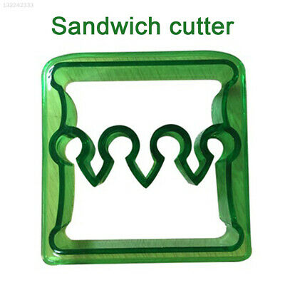 5914 Square Crown Sandwich Mold Cake Sandwiches Environmental Cookies Mold
