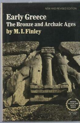 Early Greece  The bronze and archaic ages  Ancient culture and societ