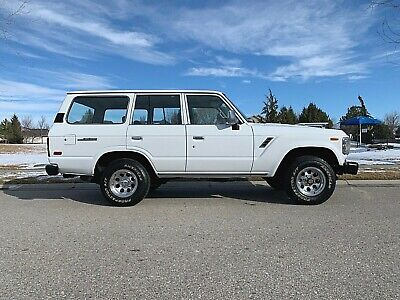 1988 Toyota Land Cruiser  1988 Toyota Land Cruiser 4x4 Low miles