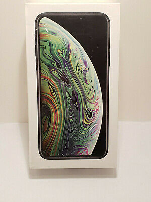 Brand NEW Apple iPhone XS - 64GB - Space Gray (Verizon) A1920 (MTAG2LL/A)