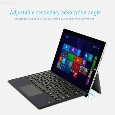 UltraSlim Wireless Bluetooth Keyboard Trackpad For Microsoft Surface Pro 3 4 5 6