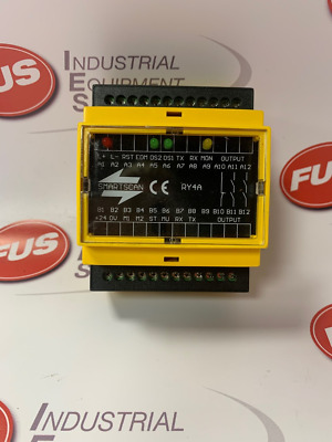 Smartscan RY4A Safety Relay