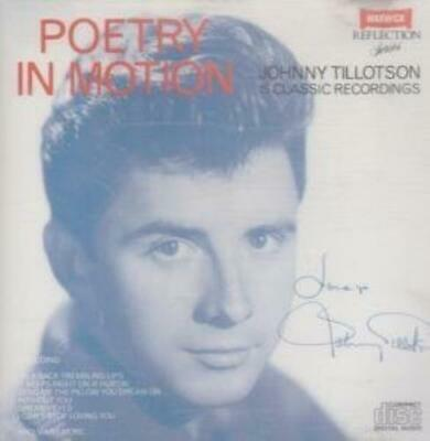 Various Artists : POETRY IN MOTION CD UK ISSUE PRESSED IN CD Fast and FREE P & P