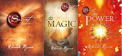 The Secret-The Power-The Magic Il Segreto,il potere,la Magia Rhonda Byrne 3ebook